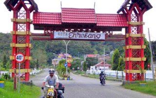 Grens van Torajaland