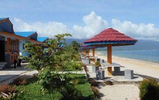 Strand bij Pendolo
